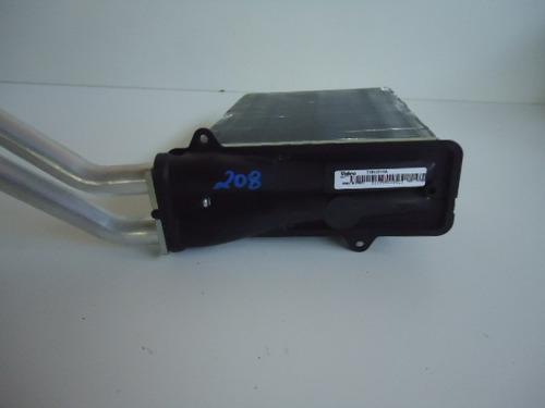radiador ar-quente peugeot 208 2015 - ar analogico