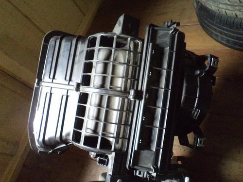 radiador ar quente/forçado completo hb20 original