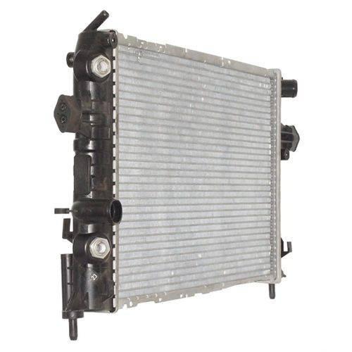 radiador astra, vectra, zafira 2004 até 2009 - automático