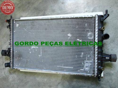 radiador astra - vectra - zafira automático até 2009