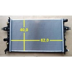 radiador astra zafira  99 ate 2009 c/ar automatico