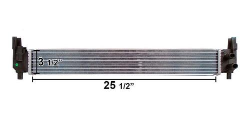 radiador auxiliar seat ibiza 2008-2015