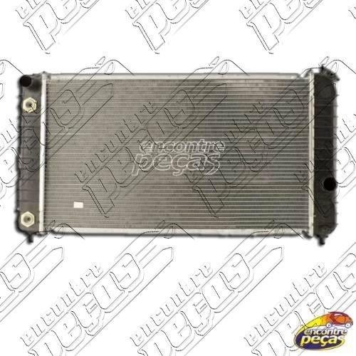 radiador blazer 4.3 v6 96 a 05 automatica