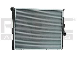 radiador bmw x3 2004-2005 l4/l6 2.5/3.0lts c/aire automatico