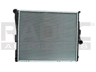 radiador bmw x3 2006 l4/l6 2.5/3.0 lts c/aire automatico