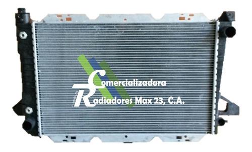 radiador bronco 8 cil automatico