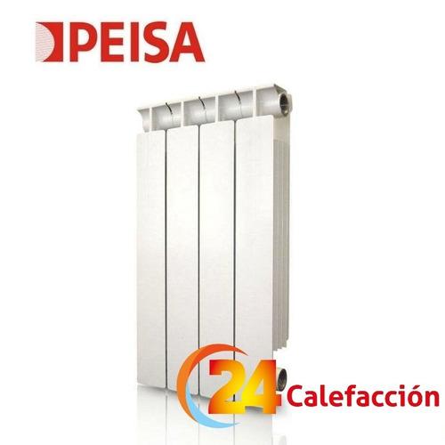 radiador calefaccion x10 elementos peisa t500 ahora 12/18