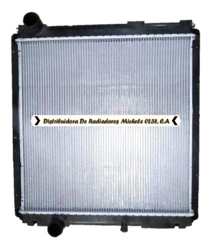 radiador canter 2009