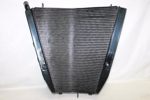 radiador cbr 1000 2004 2005 novo bombachini motos