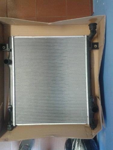 radiador cherokee kk - liberty