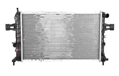 radiador chevrolet astra / zafira 2000 - 2004 l4 1.6/1.8 rxc