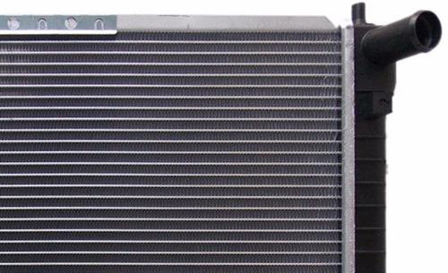 radiador chevrolet aveo 1.6l l4 2004 - 2008