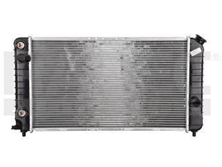 radiador chevrolet blazer 1994-1995 v6 4.3 lts automatico