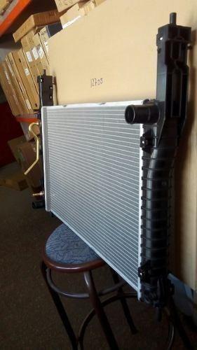 radiador chevrolet captiva td 2.0 caja automatica