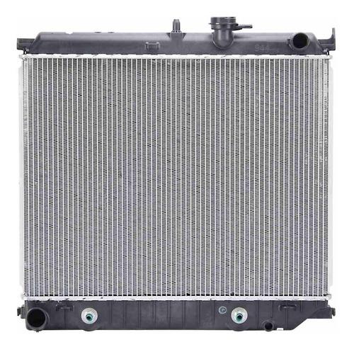 radiador chevrolet colorado canyon 04-12 dpi 2707