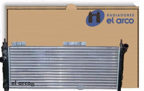 radiador chevrolet corsa 1.6 1.4 con aire acondicionado!