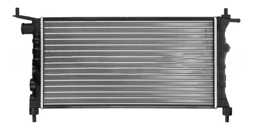 radiador chevrolet corsa 1996-2008 1.6 sin aire acondicionad