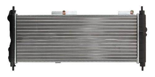 radiador chevrolet corsa 2008-2011 1.6 con aire acondicionad