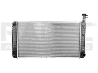 radiador chevrolet express van 2007-2008-2009 v8 5.3lts auto