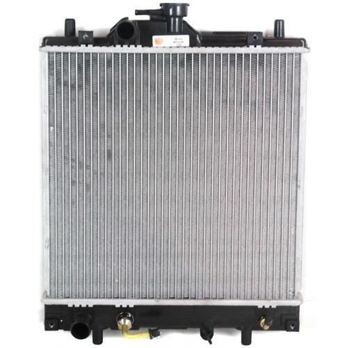 radiador chevrolet / geo metro 1.0l / 1.3l 1995 - 2001