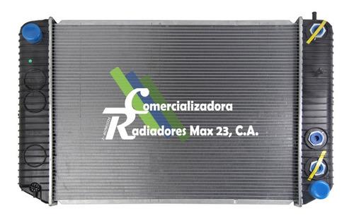 radiador chevrolet kodiak c 70 sinc