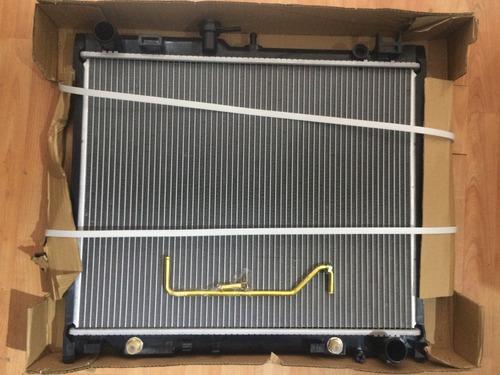 radiador chevrolet luv dmax l4 2.4 3.0 3.3 4x2 automatico