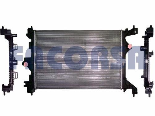 radiador chevrolet onix / prisma nuevo 1.4 2013 en adel