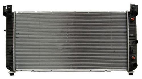 radiador chevrolet suburban 2002-2003 v8 4.8l/5.3l/6.0l aut