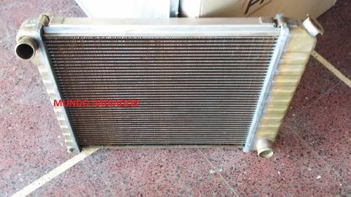 radiador  chevy  4 filas alto rendimiento