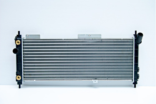 radiador chevy con aire automatico