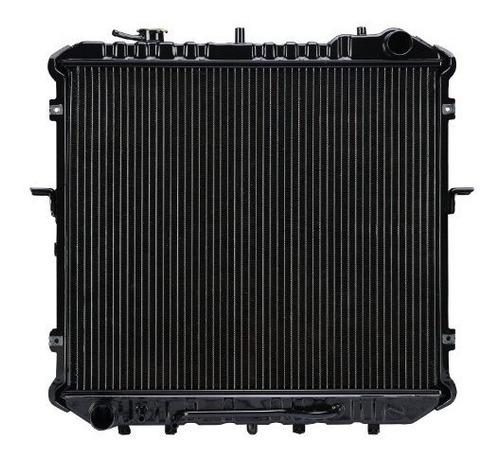 radiador completo espectros prima cu2561 para kia sportage