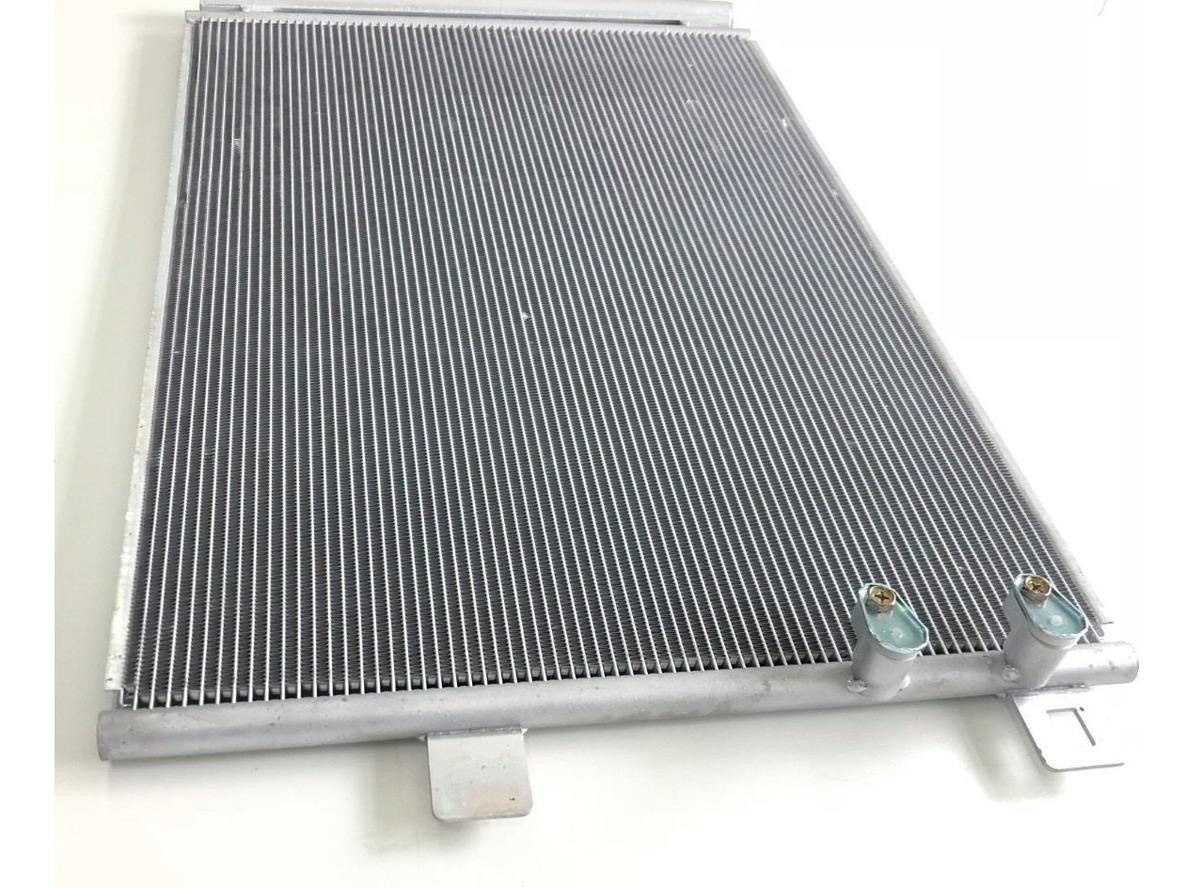 Condensador para aire acondicionado clima radiador VW Passat 35i