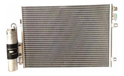 radiador condensador renault logan sandero hasta 2014