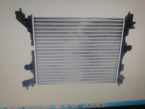 radiador da spin/cobalt com acd/câmbio: manual