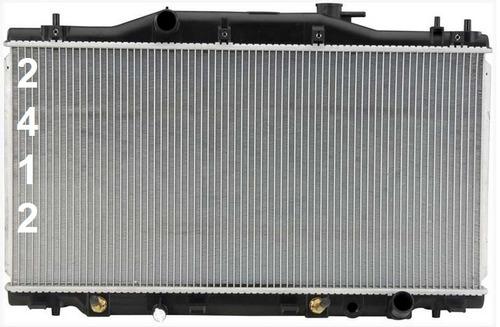 radiador de acura rsx 2.0l l4 2002 - 2006 nuevo!!!