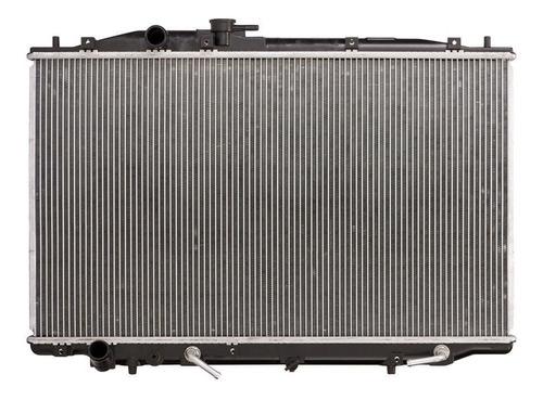 radiador de acura tl 3.2l / 3.5l 2007 -  2008 trans automa
