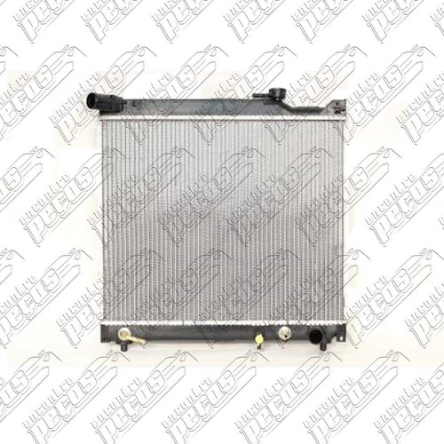 radiador de água chevrolet tracker 2.0 2008 manual ab pro *