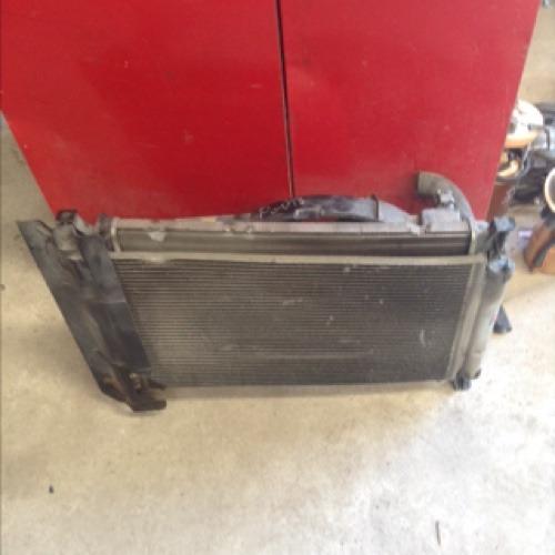 radiador de agua fiat punto 2011 - 2161235