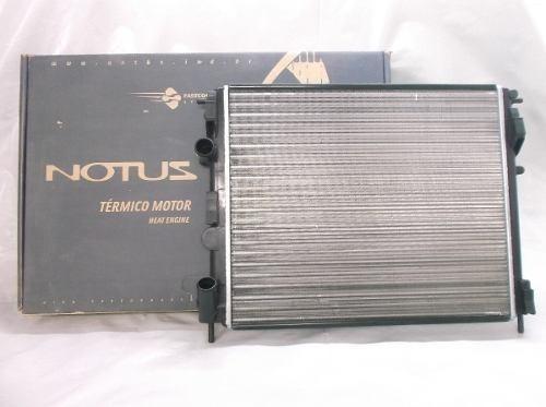 radiador de agua ford ka 1.0 / 1.3 endura 97 - 99 sem ar