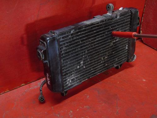 radiador de agua kawasaki  ex 650 07 - 08