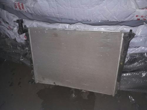 radiador de agua  kia cerato 2012 manual