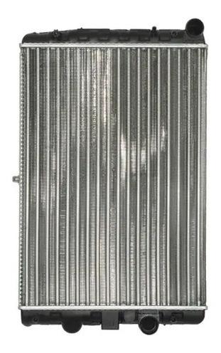 radiador de água para volkswagen  gol, parati, saveiro - 1.0
