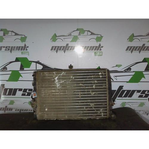 radiador de agua volkswagen gol gli 1996 sedan 3 puerta 0581
