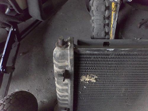 radiador de anticongelante para cavalier 2.2 automatico