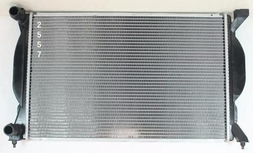 radiador de audi rs4 / s4 4.2l v8 2004 - 2009 nuevo!!!