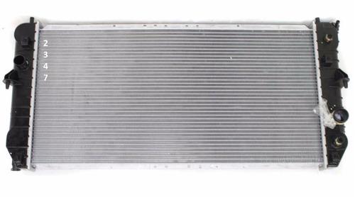 radiador de buick lesabre 3.8l v6 2000 - 2005 nuevo!!!