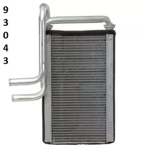 radiador de calefaccion mitsubishi eclipse 2000 - 2005