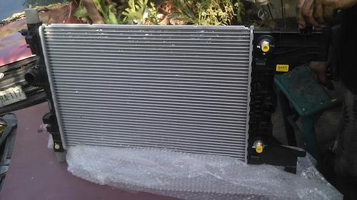 radiador de chevrolet cruze