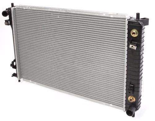 radiador de chevrolet equinox 3.4l v6 2006 - 2009 nuevo!!!