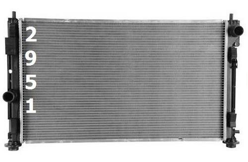 radiador de chrysler sebring 2007 - 2010 nuevo!!!